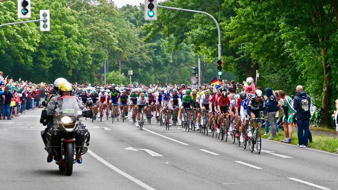 Top 7 des pays où le cyclisme est très présent.