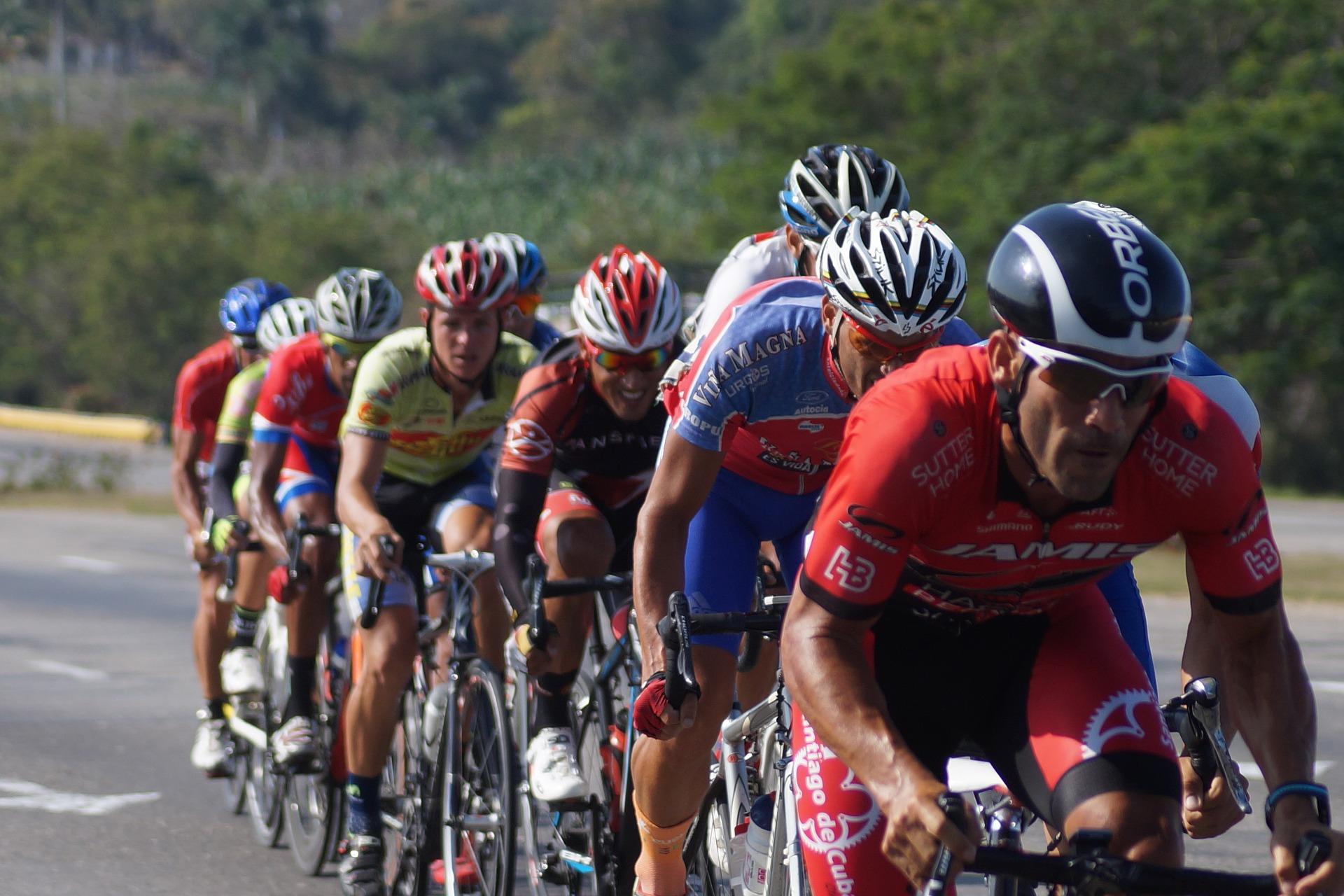 Le cyclisme en club