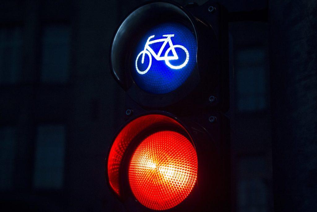 Le code de la route des cyclistes