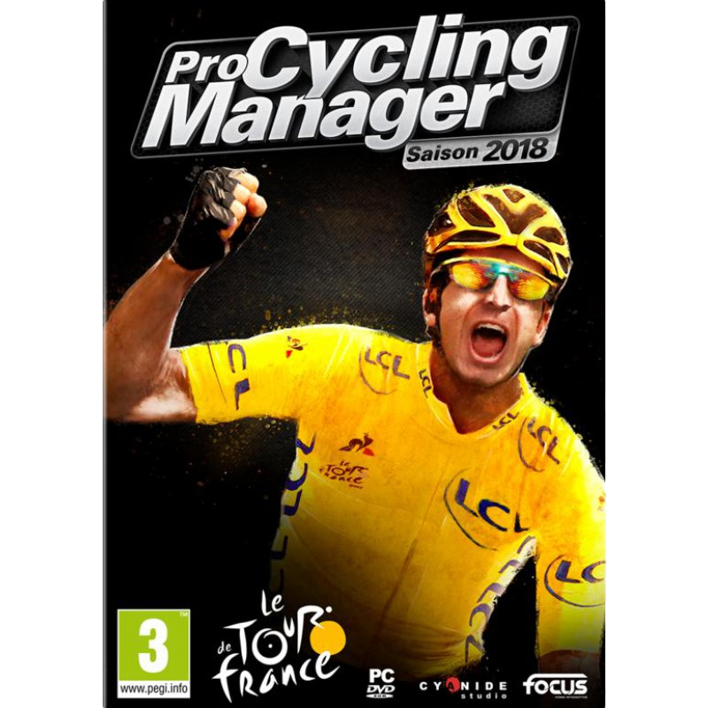 Pro Cycling Manager Saison 2018