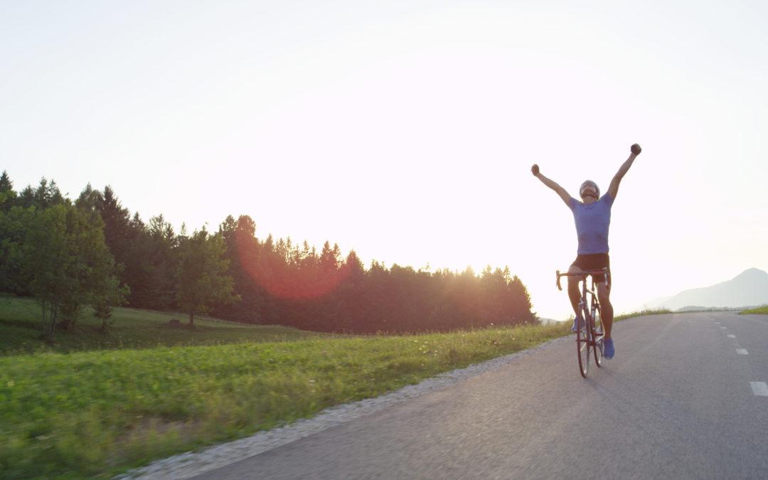 Le cyclisme peut-il nous rendre plus heureux?