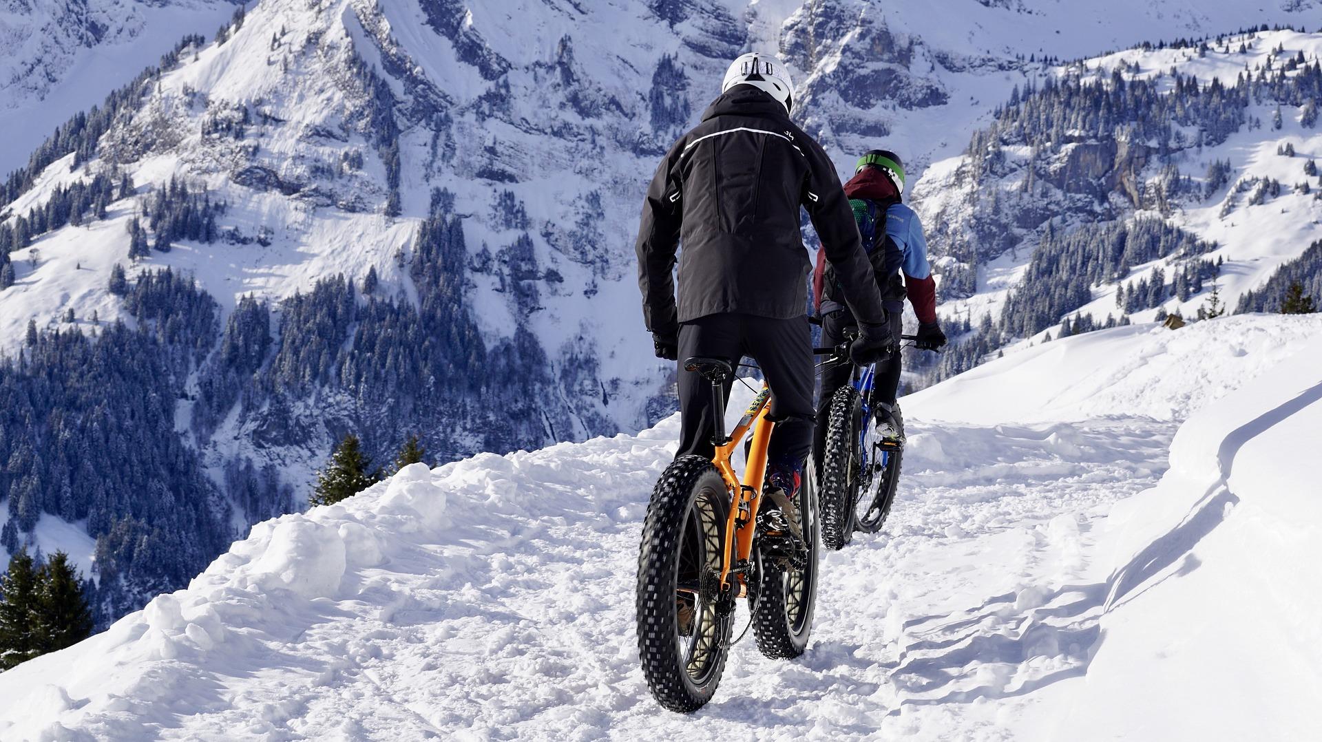garder la motivation pour le velo en hiver
