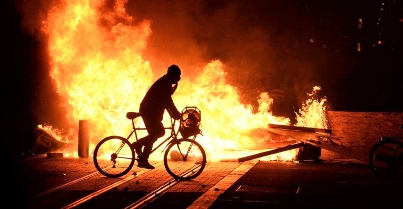 Le Mouvement des Gilets Jaunes est-il Cyclo-compatible ?