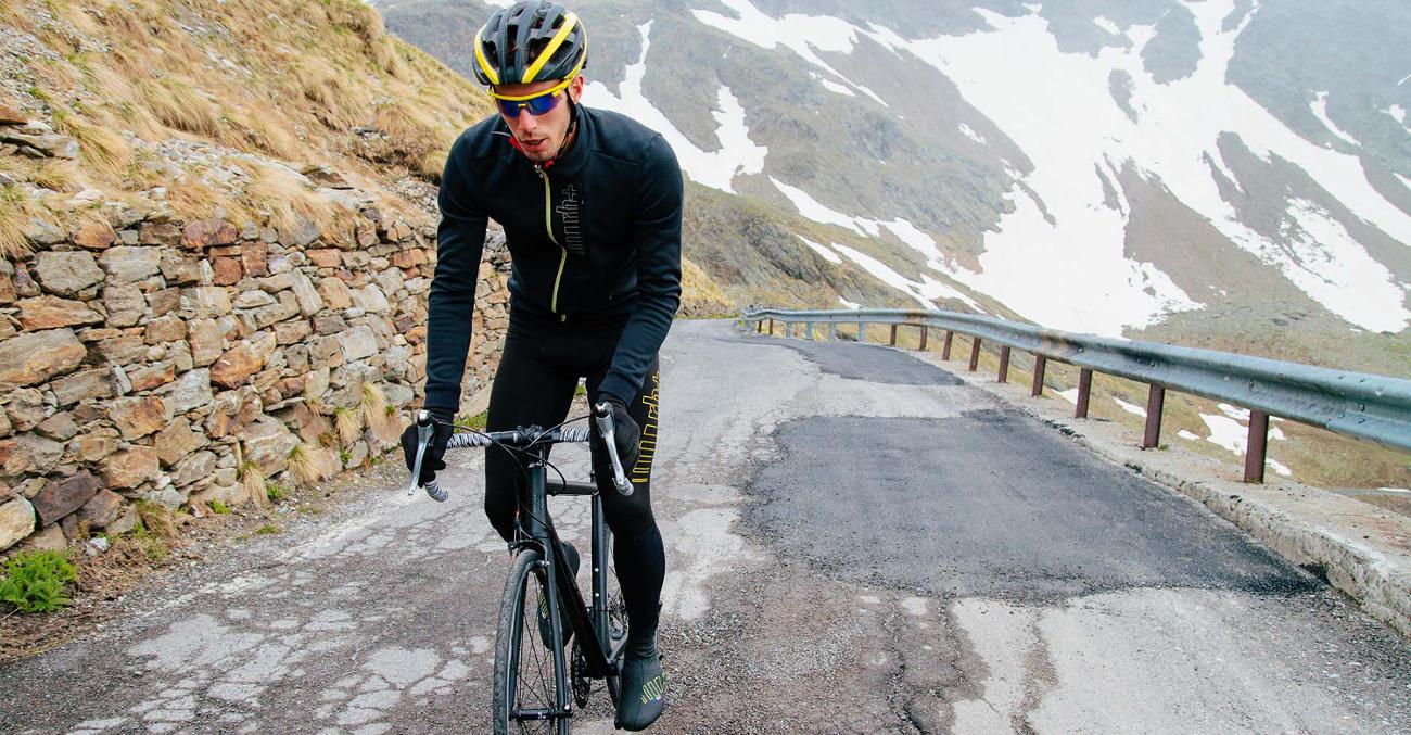 garder la motivation pour le vélo en hiver