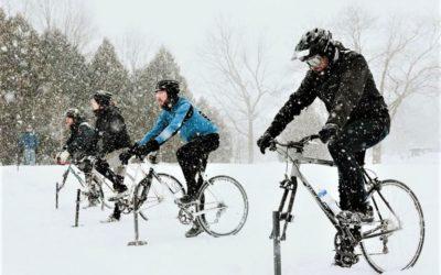 Quelques faits peu Connus à propos du Cyclisme sur Glace
