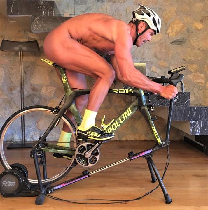 qu'est-ce qu'un cycliste sexy ?