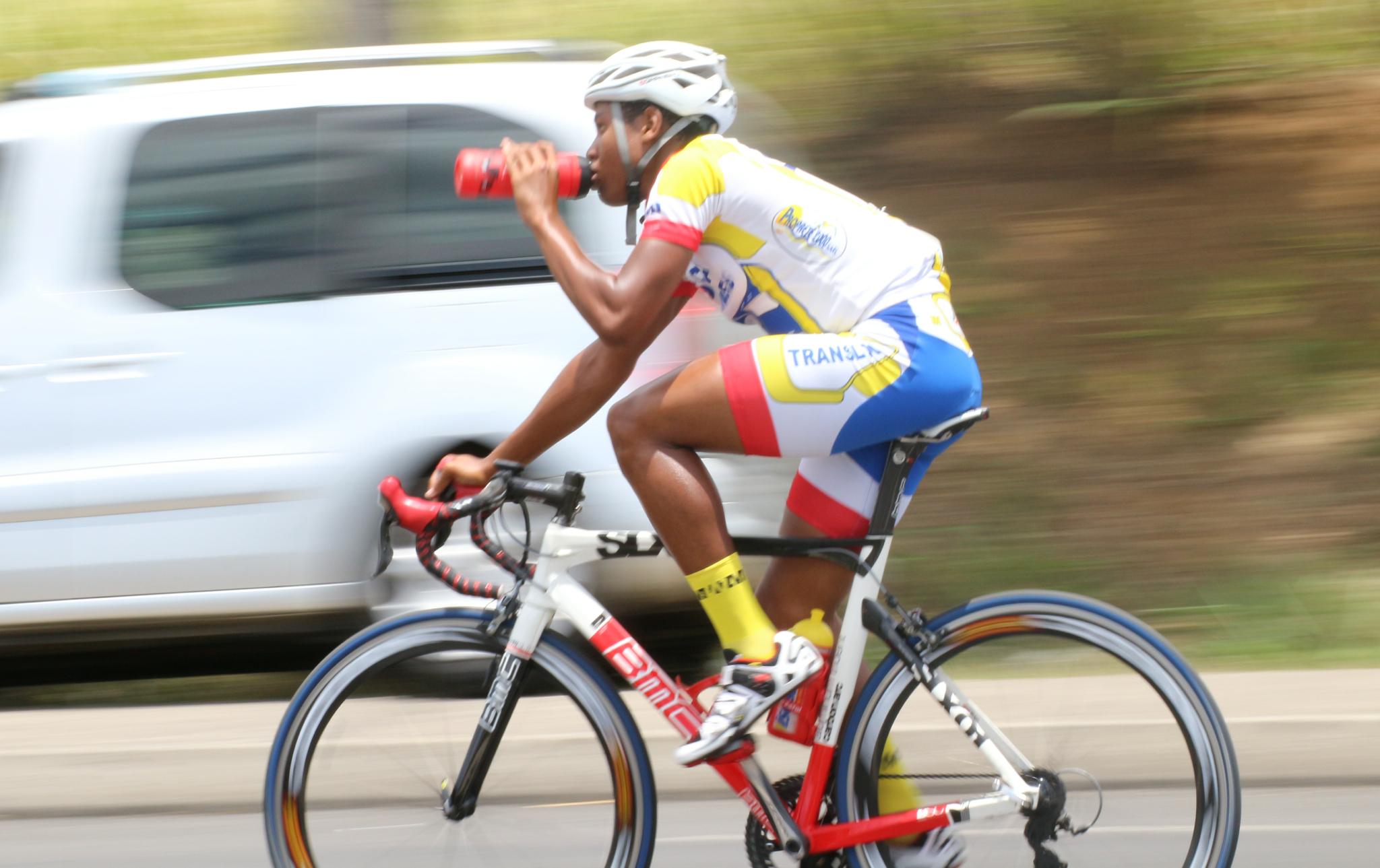 nutrition sportive pour cycliste
