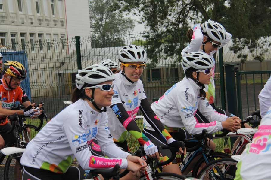 féminines et cyclosportive