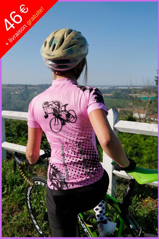 vetements cyclistes originaux