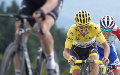 Voici les dessous étonnants du maillot jaune du Tour !