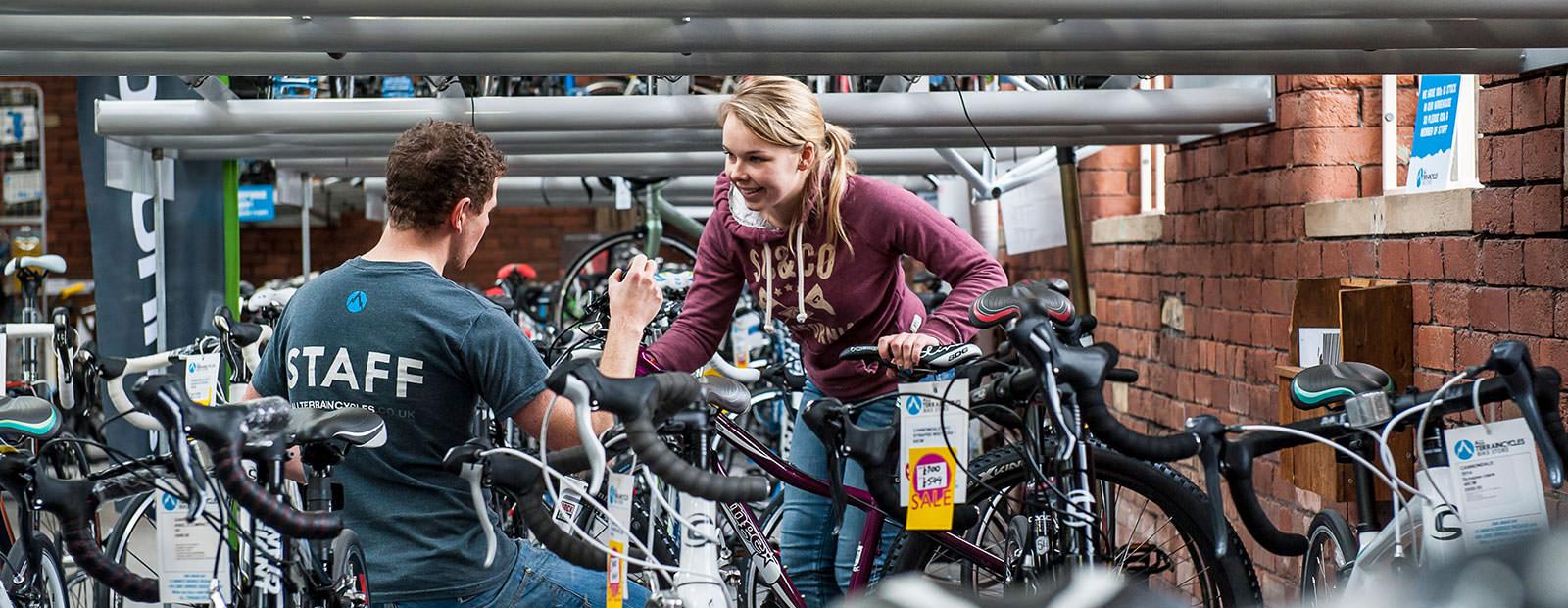 Voici comment se remettre rapidement d'un accident de vélo