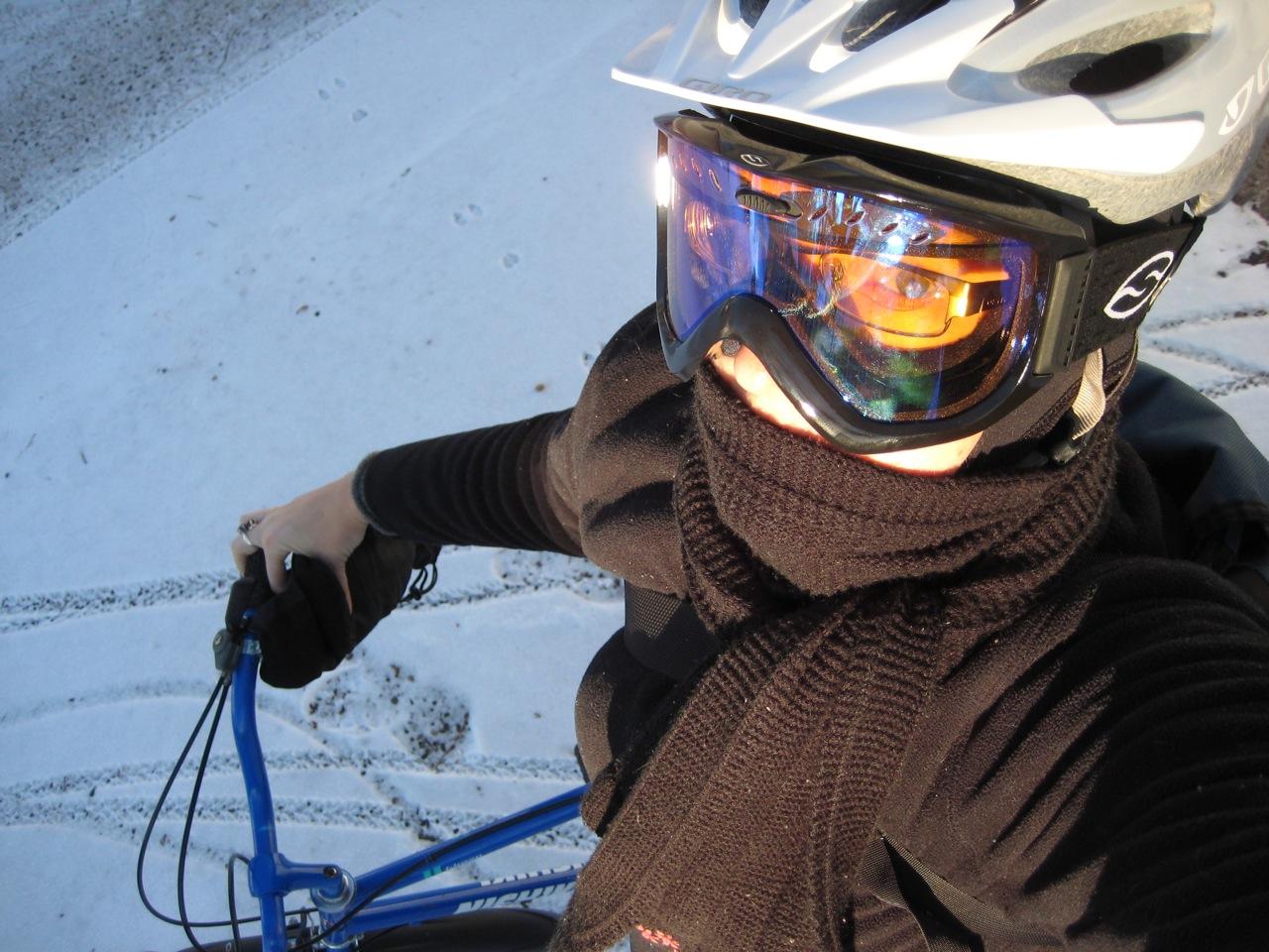 Cyclisme en hiver : comment se protéger du froid ?