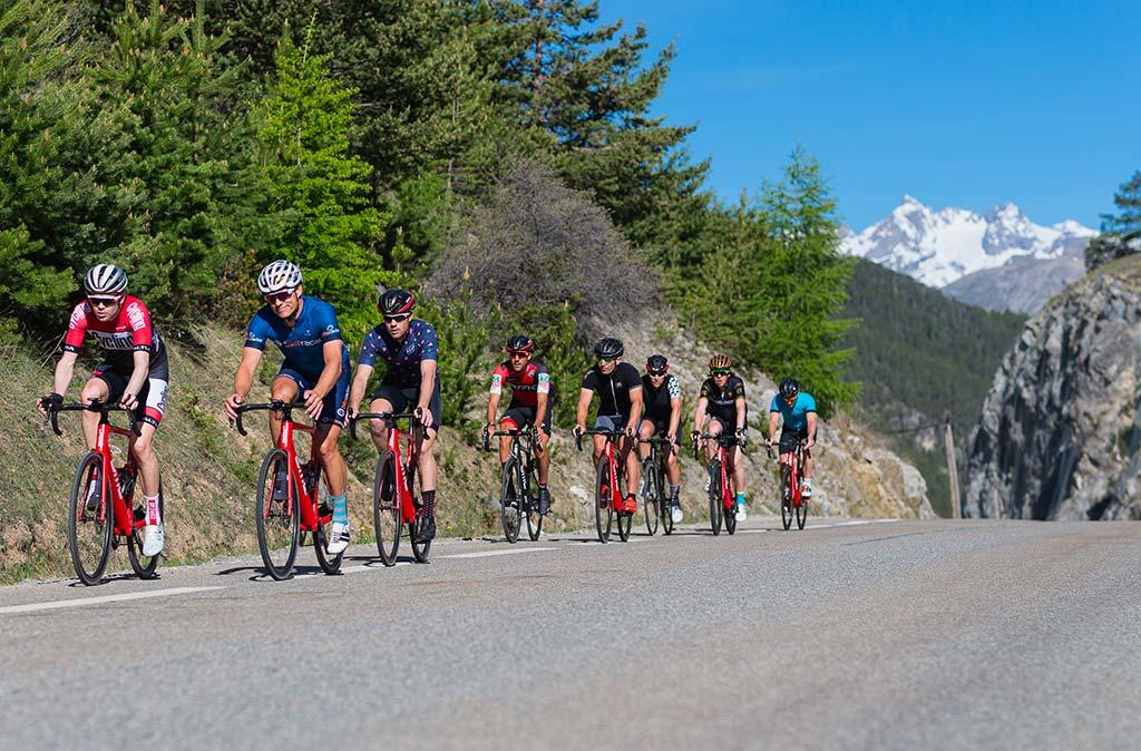 Rouler en peloton cycliste comme un pro | 5 conseils