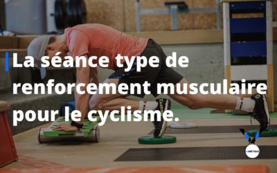 Qu'est ce qu'une bonne séance de renforcement musculaire?