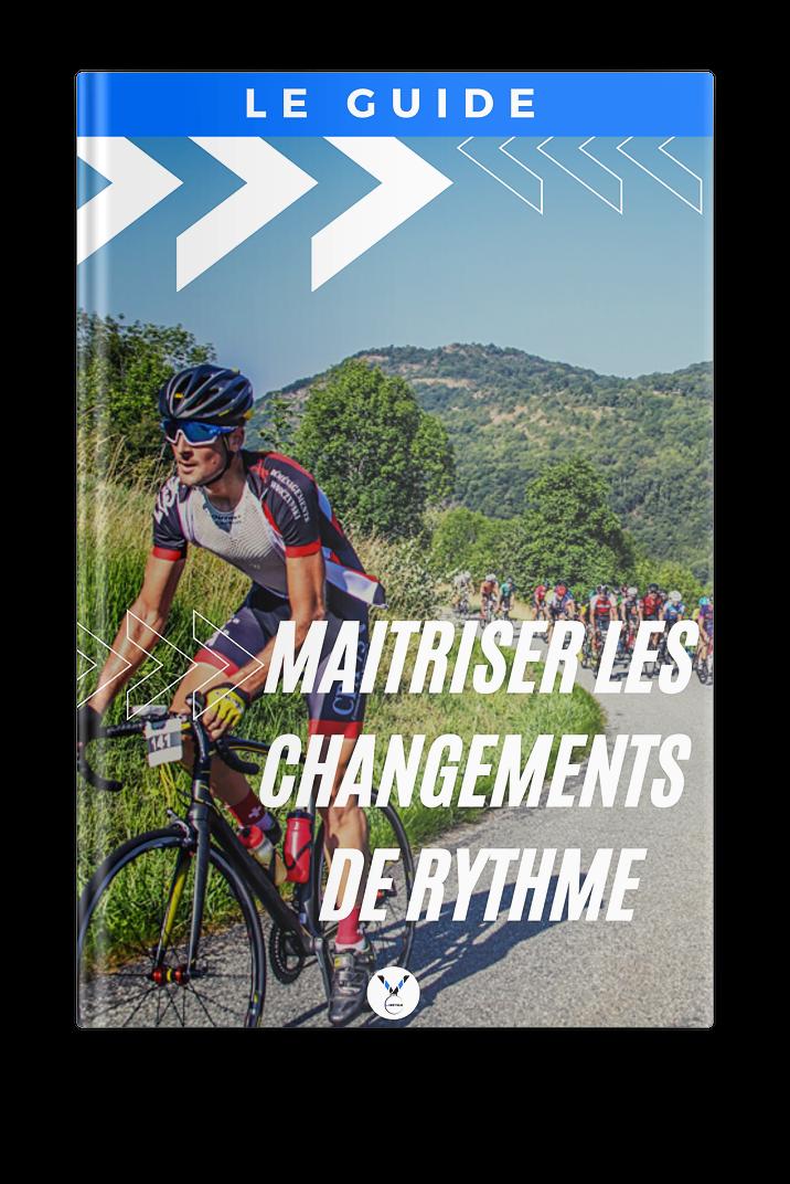 Maîtrisez les changements de rythme cycliste
