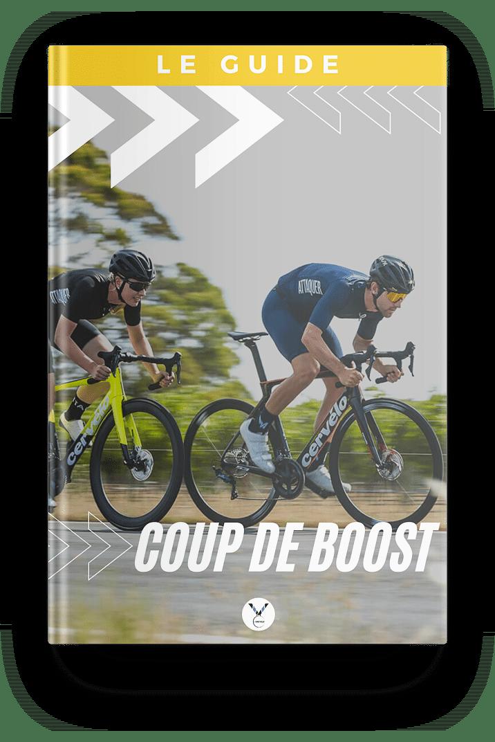 Coupe de boost cycliste