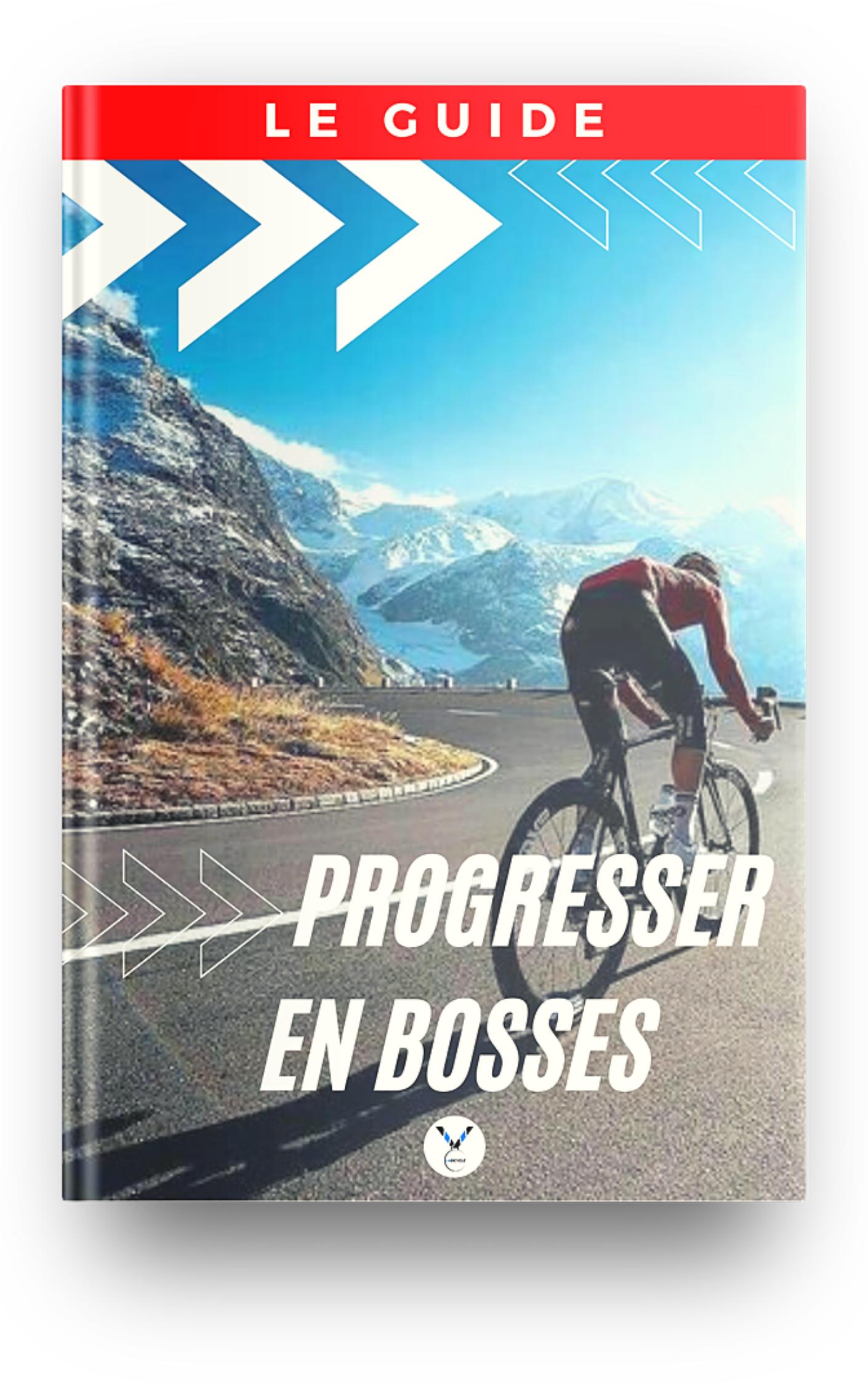 Comment progresser en bosse en cyclisme
