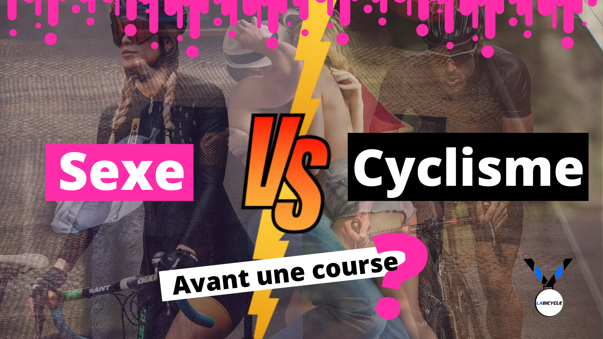 Sexe et cyclisme