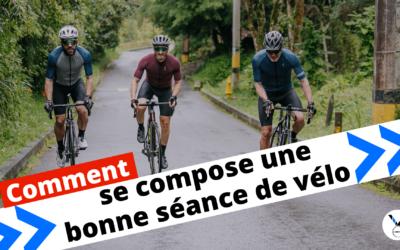 Comment se compose une bonne séance de vélo ?
