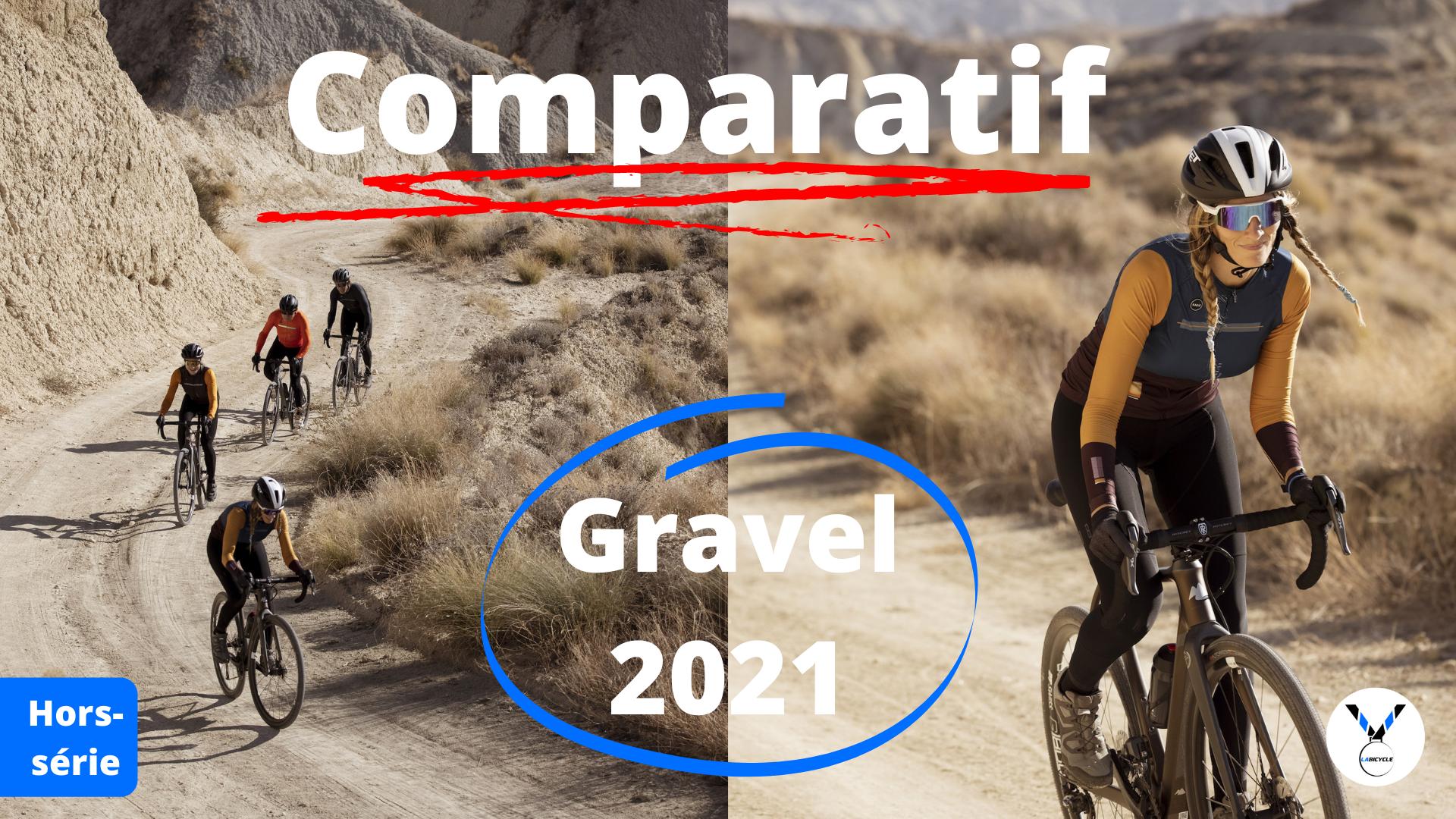 Les meilleurs vélos Gravel 2021: Notre comparatif