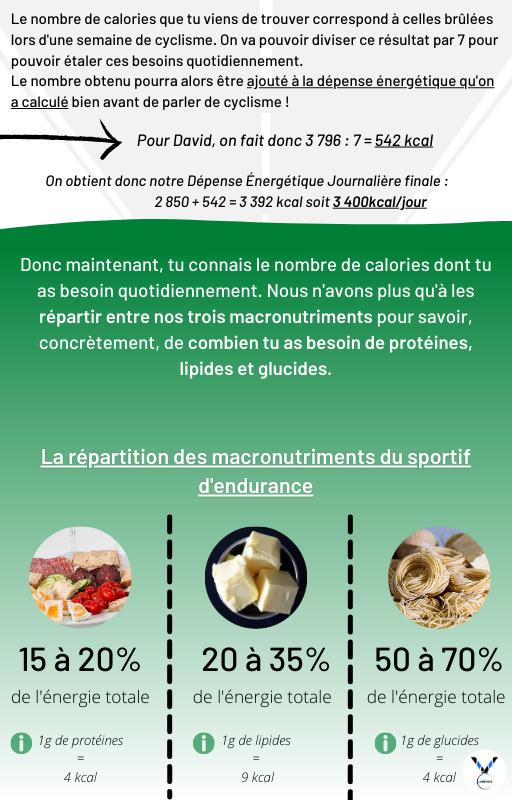 LA NUTRITION DU CYCLISTE