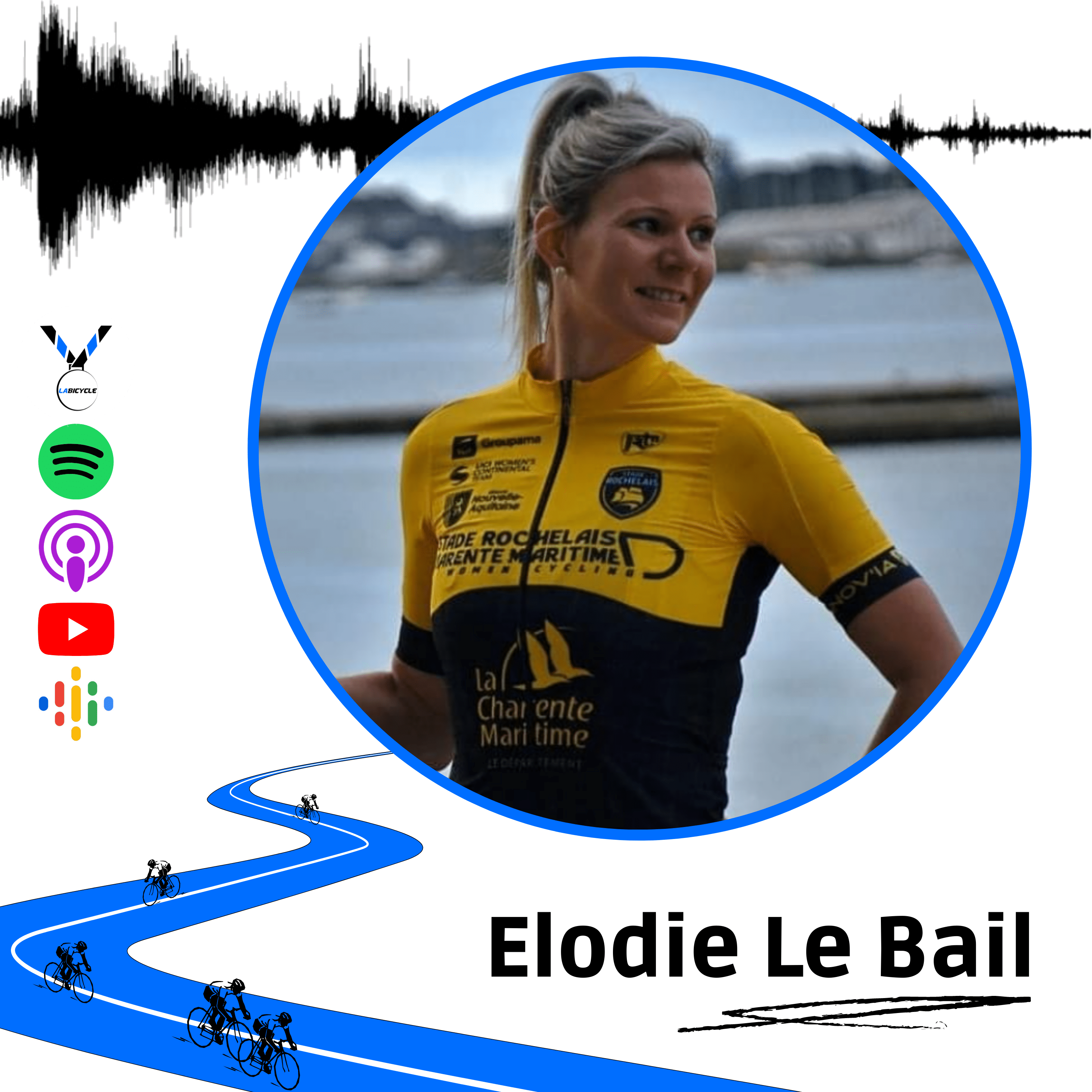 Elodie Le Bail podcast cycliste