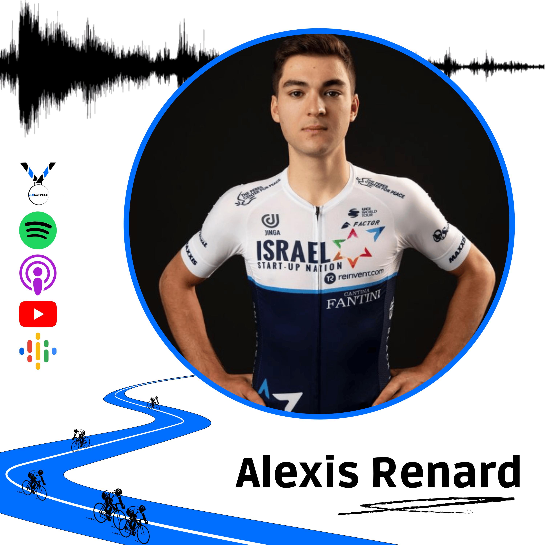 Alexis renard cycliste