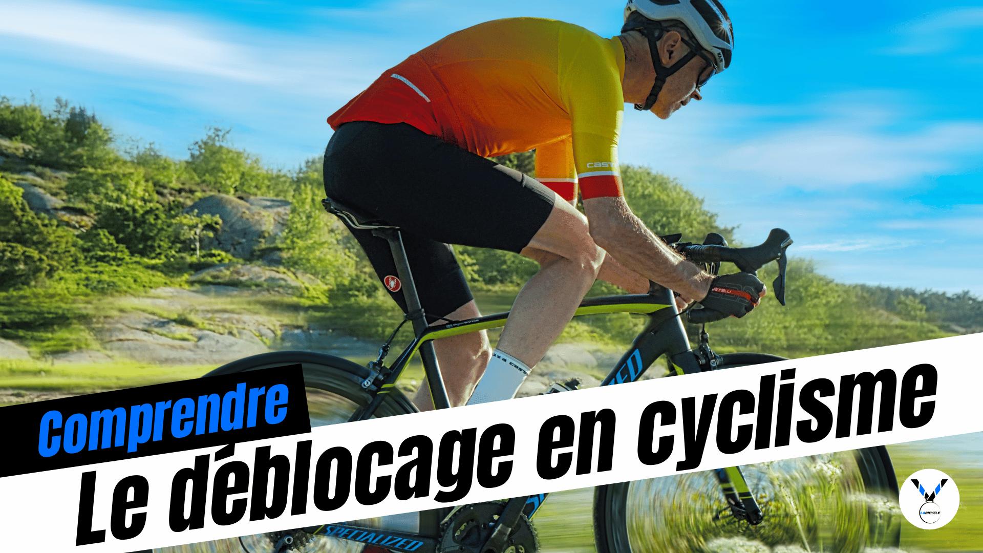 Comprendre le déblocage en cyclisme
