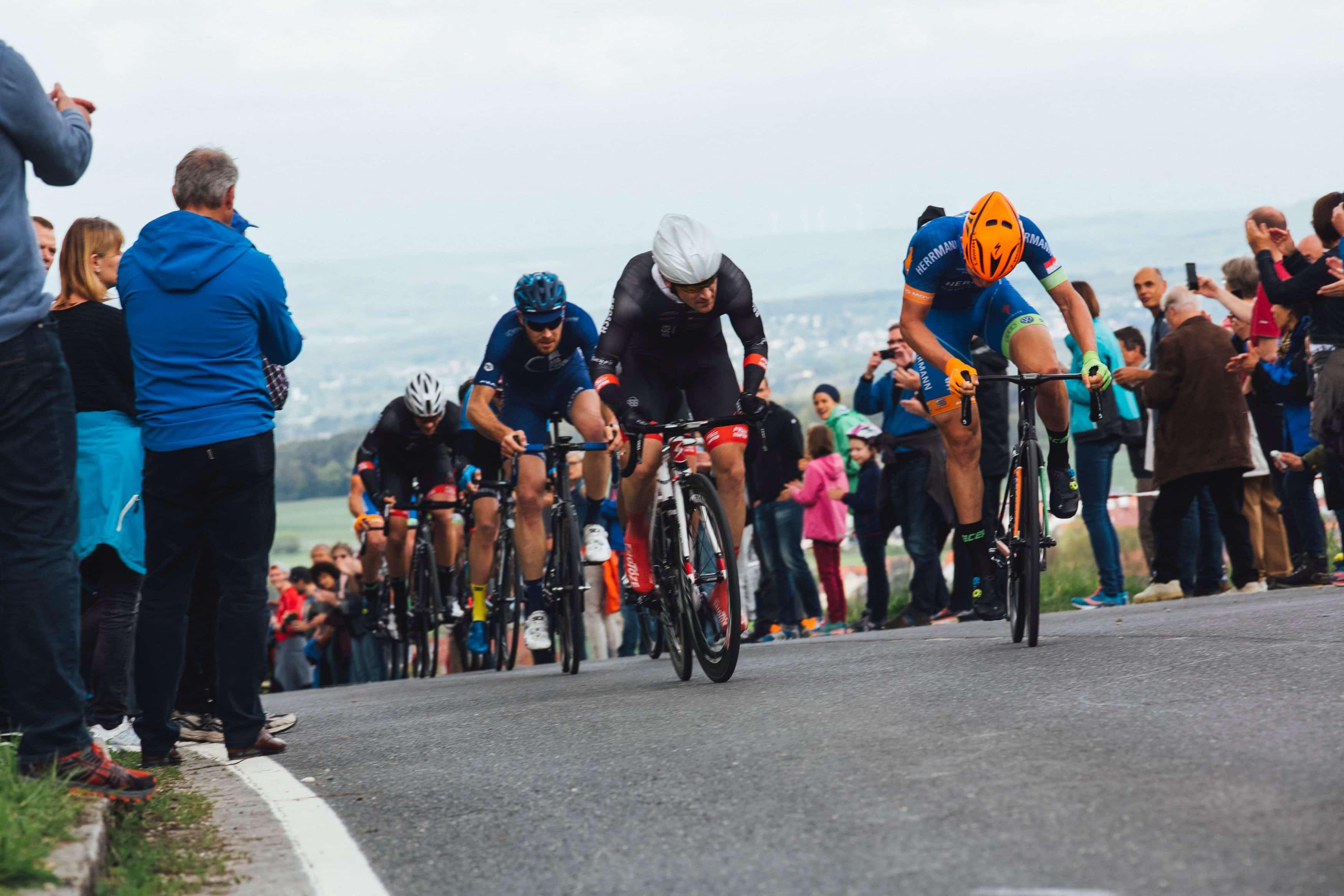 Comment s'améliorer en sprint dans le cyclisme