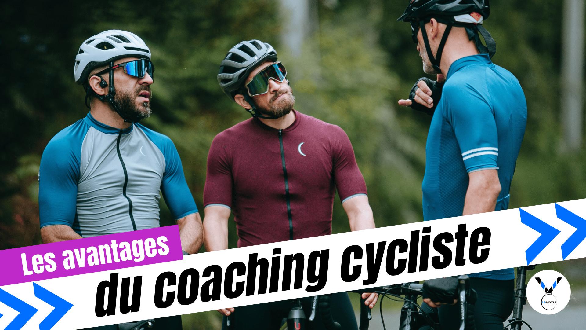 Les avantages du coaching cycliste