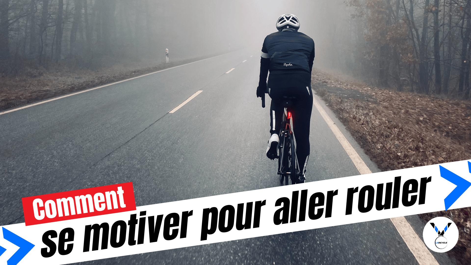 Comment se motiver pour rouler à vélo : nos solutions