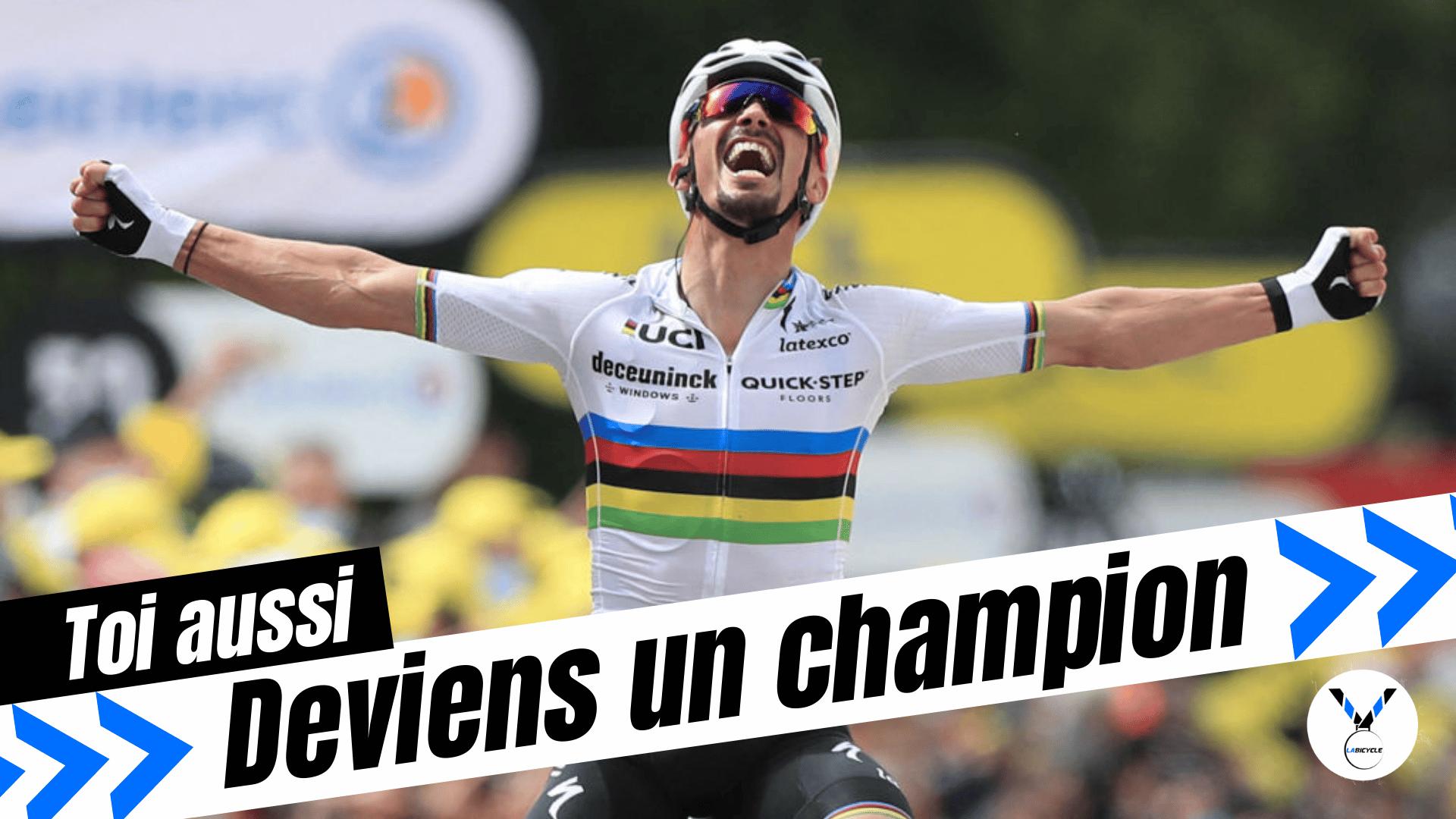 Devenir un champion en cyclisme : nos astuces