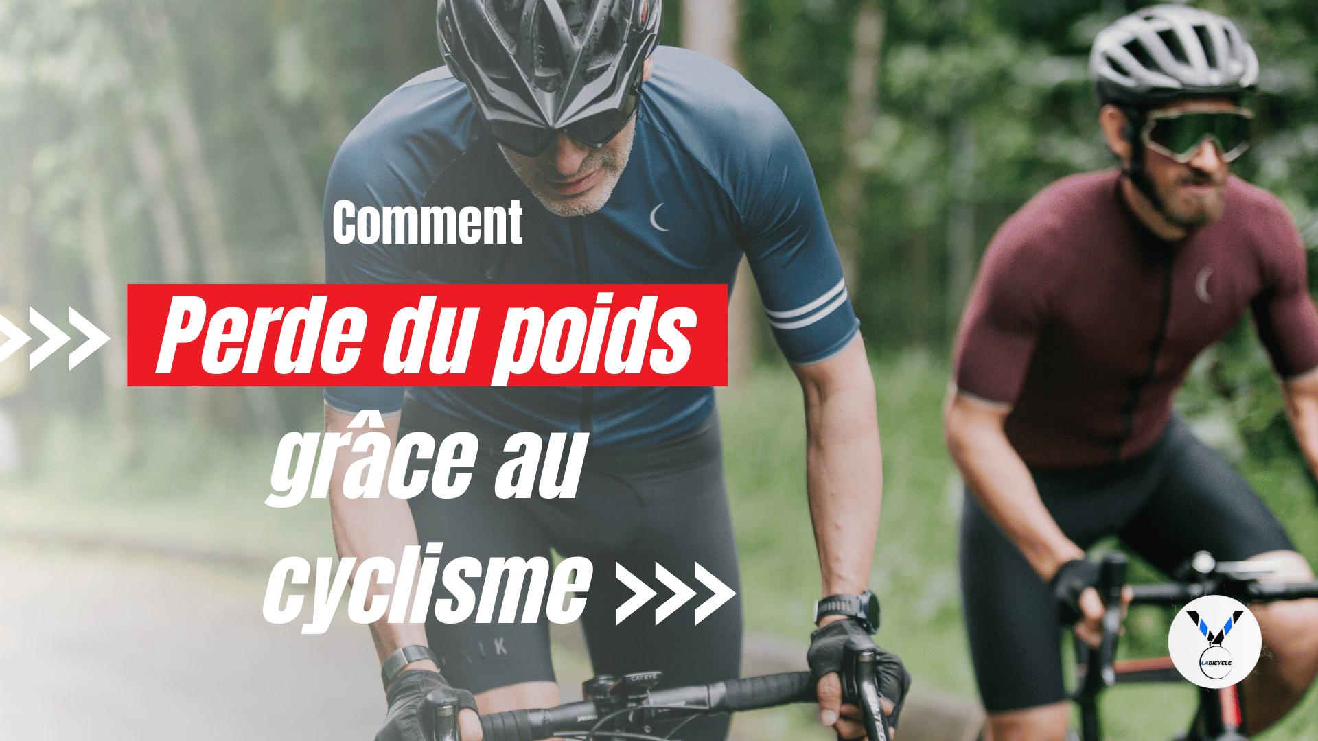 Perdre du poids grâce au cyclisme : notre recette