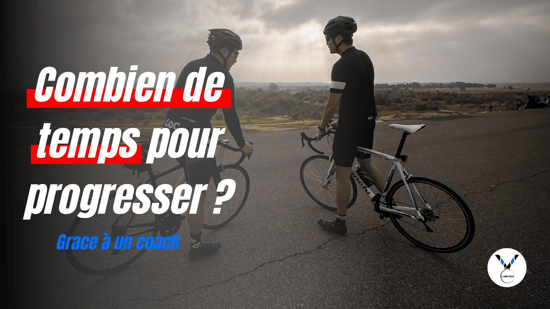 Combien de temps dure un coaching cycliste : bon à savoir