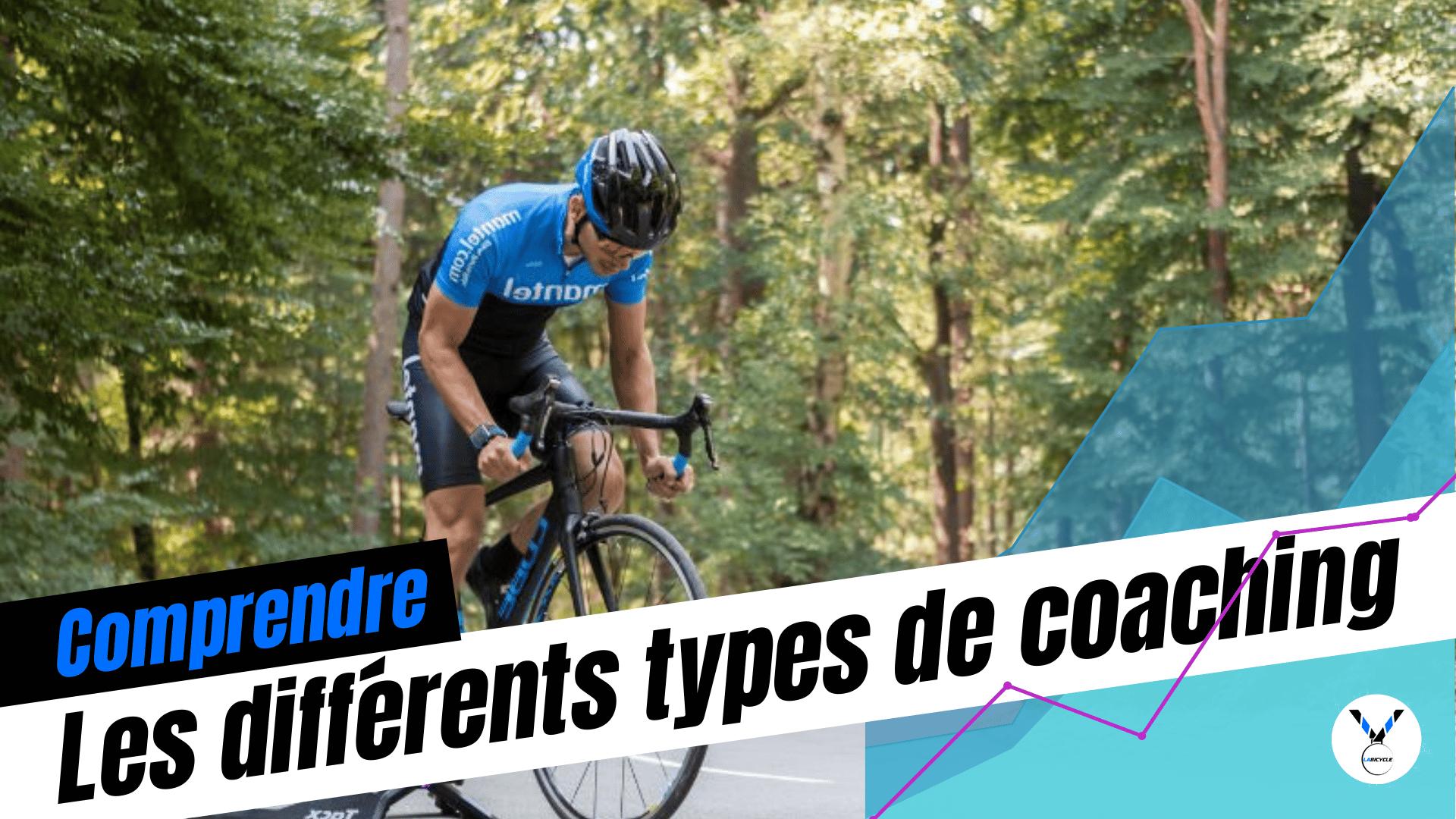 Les différents coachings cycliste : 3 niveaux à connaître